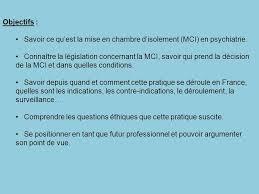 chambre d isolement en psychiatrie aspects ethiques et therapeutiques de l isolement en psychiatrie