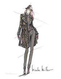 417 best fashion illustration images on pinterest fashion