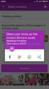 invitation maker app wedding invitation card maker for android free and