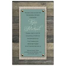 rehearsal dinner invitations paperstyle