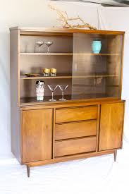 mid century modern dining room hutch homes abc