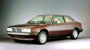 maserati biturbo sedan maserati biturbo u00271982 u201385 youtube