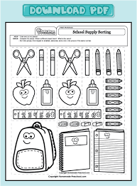 coloring pages fun and interactive preschool worksheets