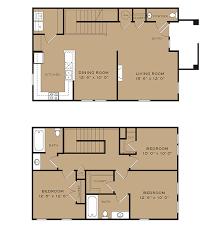 3 Bedroom Apartments Floor Plans Luxury 1 2 U0026 3 Bedroom Apartments In Johns Creek Ga