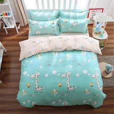 popular bedding giraffe comforter buy cheap bedding giraffe