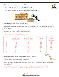 5th grade math problems