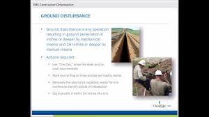 c tpat manual chesapeake energy ehs contractor orientation youtube