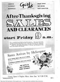 island black friday advertisements through the years newsday