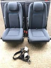 siege ford s max ford s max 3rd row back rear seats s max with seat belts smax ebay