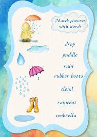 rain song for kids