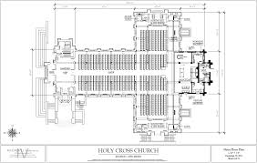additional schematic diagrams for renovated church diary of a
