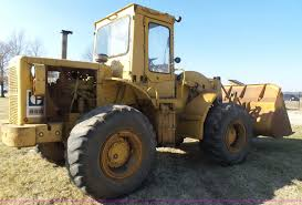 1969 caterpillar 950 wheel loader item l5412 sold march