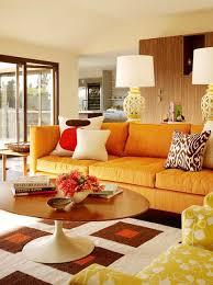 Best  Orange Sofa Ideas On Pinterest Orange Sofa Design - Orange interior design ideas