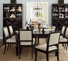 Pottery Barn Dining Room Ideas Decor U0026 Tips Light Up Your Room Using Pottery Barn Chandelier