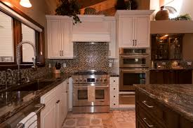decor attractive kitchen interior with amusing countertop cabinet