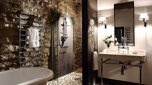Bathroom Rustic Stone Bathroom Designs Rustic Stone Bathroom - Stone bathroom design