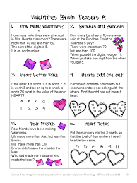 fun games 4 learning valentine u0027s fun freebies