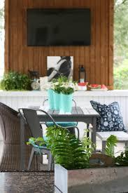 summer porch tour alabama farmhouse refresh restyle
