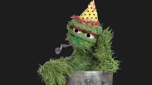 Oscar The Grouch Pumpkin Decorating by How Many Days Until Independence Day