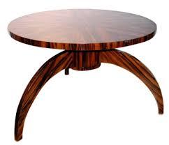 art deco style coffee table ruhlmann style coffee table small tables art deco collection