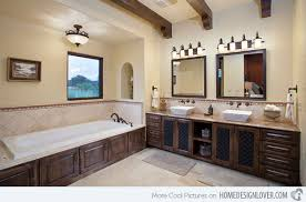 mediterranean style bathrooms 15 beautiful mediterranean bathroom designs home design lover
