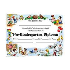 preschool graduation diploma kindergarten diplomas londa britishcollege co