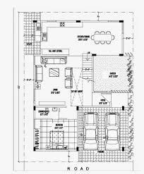 Duplex Floor Plans Luxurious Duplex House Plan Ghar Planner 40 X 50 Plans 368 Luxihome