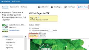 photo pages how to print e mail or save ebsco ebooks pages as a pdf support
