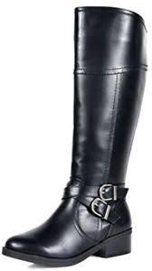 womens boots size 9 wide calf womens knee high winter boots size 9 wide calf zipper faux