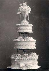 wedding cake history goodfellow steven company history broughty ferry