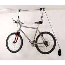 Garage Ceiling Storage Systems by Bike Storage Car Bike Racks Sears