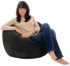 Large Bean Bag Chairs Giant Bean Bag Bean Bags Ebay