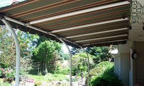 Deck Canopy Awning Stationary Deck And Patio Canopies Tct U0026a Industries