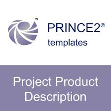 prince2 project product description template mp