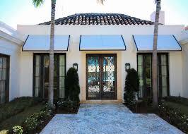 Custom Awning Sustainable Design Miami Awning