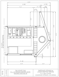 tiny house designs and floor plans charles strong u0027s 8x12 tiny house design