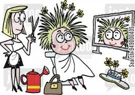 hair dresser s day hairdressers cartoons humor from jantoo cartoons