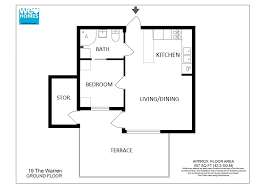 Simple Floor Plans | 2d floor plans roomsketcher