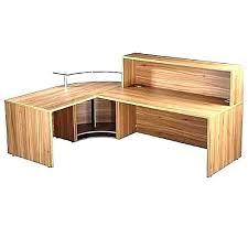 Office Front Desk Furniture Front Desk Furniture Ct Modern Salon Front Desk Salon Reception