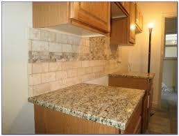 Kitchen Backsplash Travertine Travertine Subway Tile Kitchen Backsplash Pictures Tiles Home