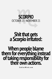 Best Horoscope by I U0027ll Take Responsibility If It U0027s My Fault Now Quit Being A Wimp