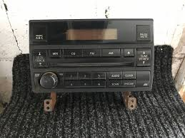 nissan altima oem parts 2004 2005 2006 nissan altima factory stereo cd radio wire plug
