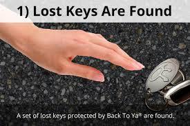 lexus key fob lost home back to ya high quality lost key return service