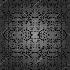 luxury charcoal wallpaper seamless pattern u2014 stock vector