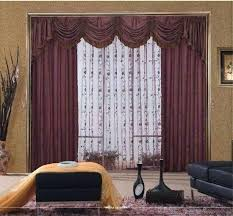 Drapery Designs For Bay Windows Ideas Curtain Ideas For Living Room Living Room Curtain Design Ideas For