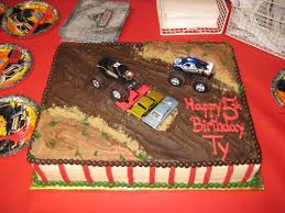 monster truck cake birthday pinterest trucks wells and