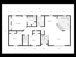 Ranch Open Floor Plans by 1500 Square Foot Ranch House Plans Open Floor Plans House Design