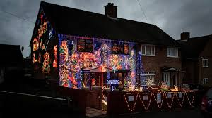 cost to have christmas lights put up christmas lights house display raising money for charity central