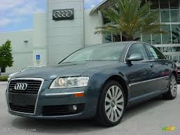 northern audi 2007 northern blue pearl effect audi a8 4 2 quattro 6954668
