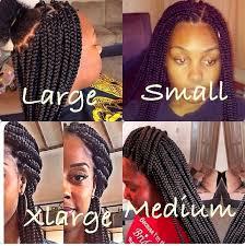medium box braids with human hair the debate over the best weave for natural hair human hair